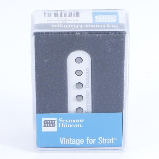 seymour duncan ssl 1 vintage staggered strat guitar pickup reverb. Black Bedroom Furniture Sets. Home Design Ideas