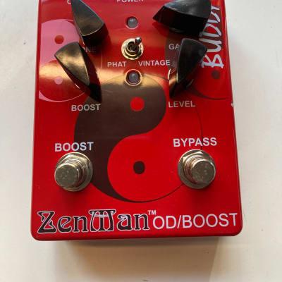 Budda Zenman Overdrive/Boost for sale