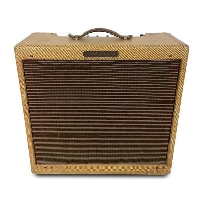"Fender Tremolux 5G9 Narrow Panel 15-Watt 1x12"" Guitar Combo 1957 - 1960"