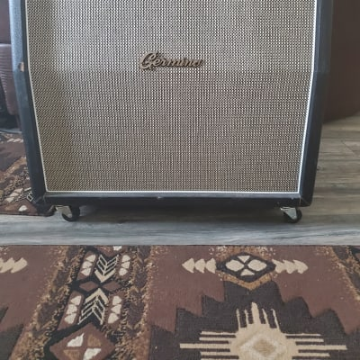 Germino 4x12 Slant Cab with 3 Scumback 75's and 1 Scumback H55-16hp 2016 black/slate for sale