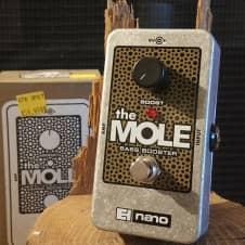 Electro-Harmonix Mole Bass Booster Guitar Pedal