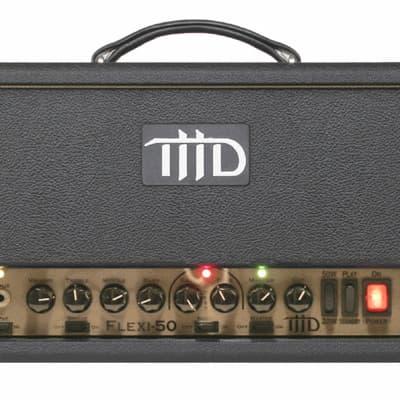 THD Flexi-50 50 Watt Boxed Amp Head NEW 2000's Black for sale