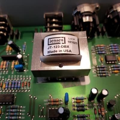 dbx 160a. With Output Transformer
