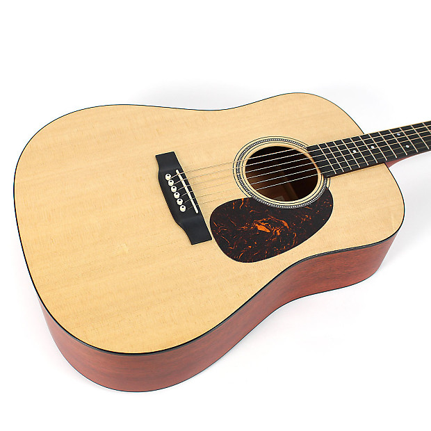used martin d 16gt gloss top dreadnought acoustic guitar reverb. Black Bedroom Furniture Sets. Home Design Ideas