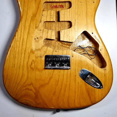 Fender Stratocaster Hardtail Body 1965 - 1971