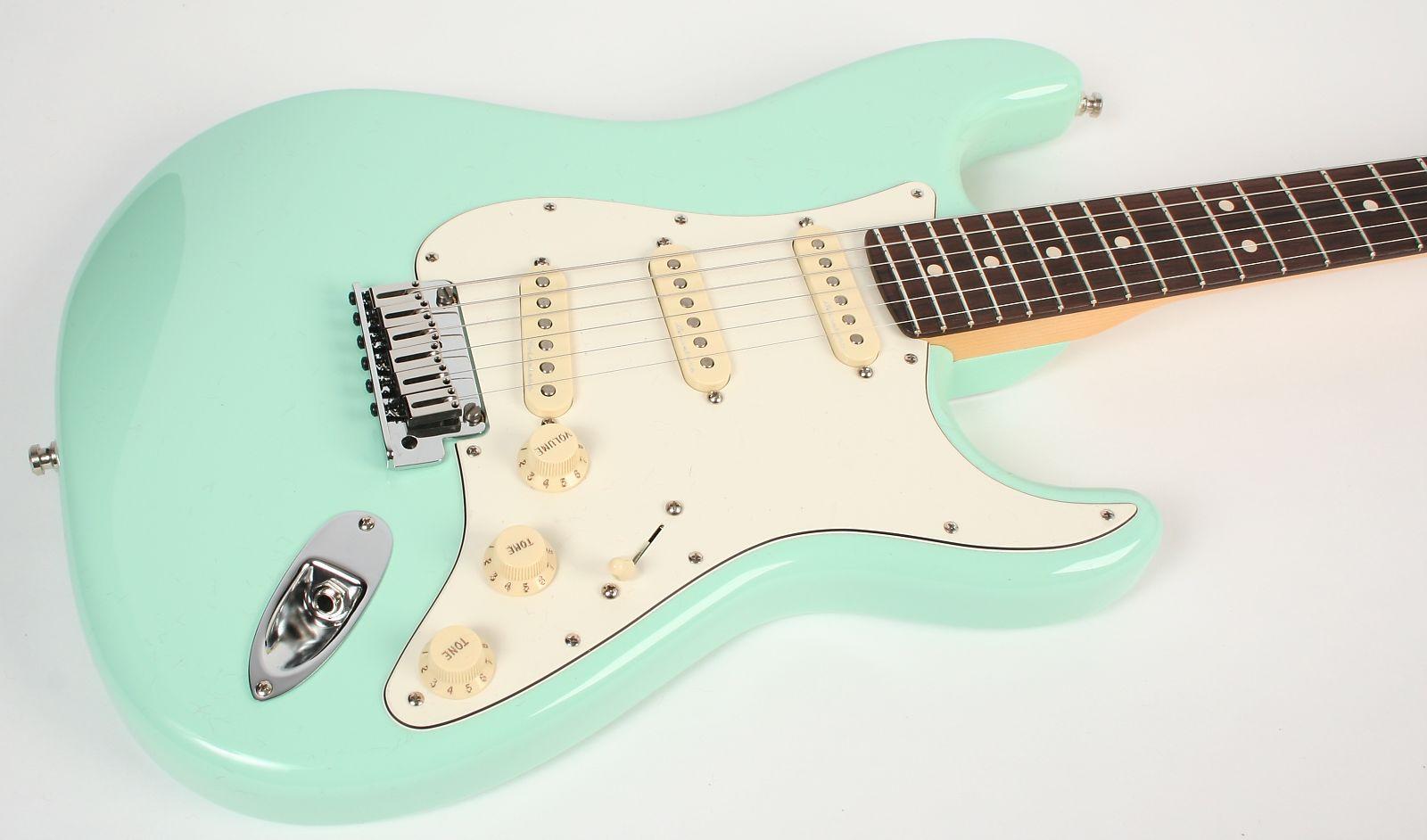 Fender Custom Shop Jeff Beck Signature Stratocaster Surf Green