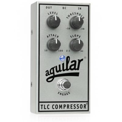 Aguilar 25th Anniversary TLC Compressor Bass Guitar Compressor Effect Pedal for sale