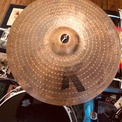 """Zildjian K's Custom Dry Ride cymbal 20"""" Zildjian  2012 Cymbals"""