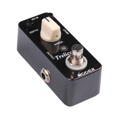 Mooer Trelicopter Optical Tremolo Mini Pedal