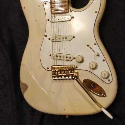 Sonnemo Custom Vintage ST relic, Transparent Blonde
