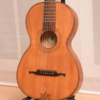 Meinel & Herold Model 405 – 1920s German Vintage Parlor Guitar / Gitarre for sale