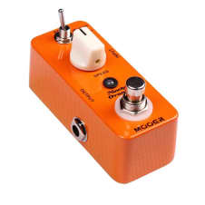 Mooer Ninety Orange Analog Phaser Mini Pedal