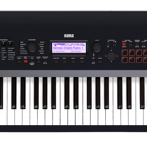 Korg Kross 2 88-key Synthesizer Workstation Keyboard Synth Kross2