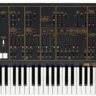ARP Odyssey FS Rev2 by KORG USA Duophonic Analog Synthesizer