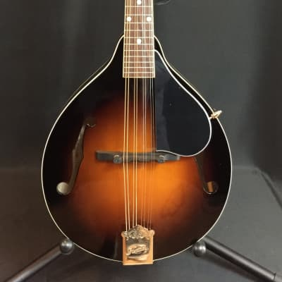 Kentucky KM-150 Standard A-Style Mandolin Vintage Sunburst Finish w/ Gig Bag for sale