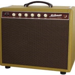 "Milkman Half Pint 5-Watt 1x12"" Guitar Combo with Jupiter Ceramic Speaker"