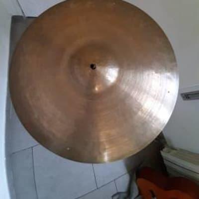 "K. Zildjian 20"" Old Stamp Ride Cymbal   1953/56"