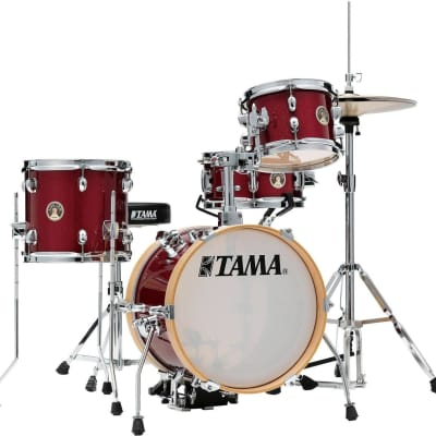 "Tama LJK44S Club JAM Flyer 4pc Drum Kit 8/10/14/10"" Shell Pack"