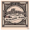 Ernie Ball 2070 Earthwood Phosphor Bronze Acoustic Bass Strings (45-95)