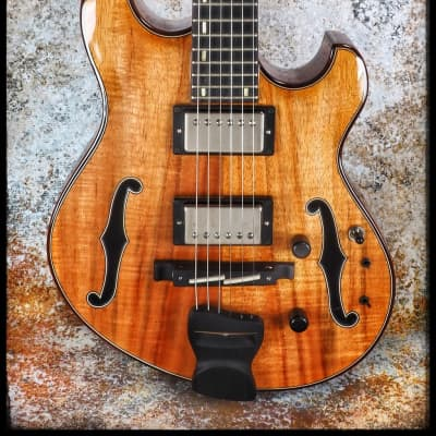 2017 Equator Archtop Mini-Hollow for sale