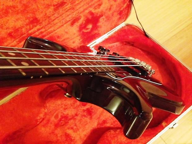 Gibson Ripper Bass Guitar Wiring Schematic
