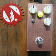 GuitarPCB Aeon Overdrive v2 ODC Overdrive Distortion Alchemy Audio Assembled Guitar Effects Pedal