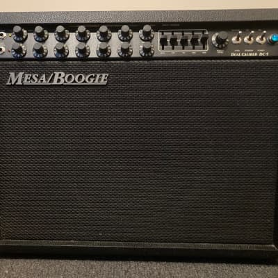 Mesa Boogie Dual Caliber DC-5 2-Channel 50-Watt Guitar Amplifier for sale