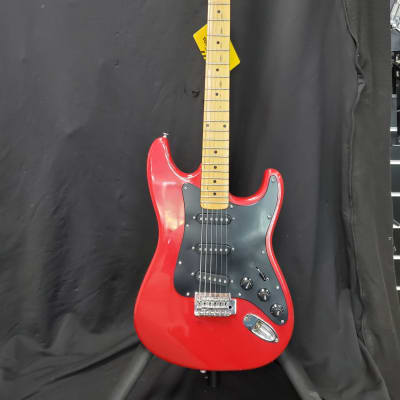Hohner ST Pecial 80s red for sale