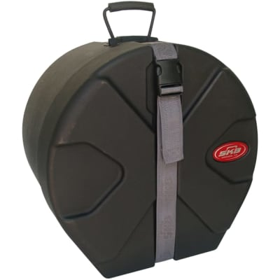 SKB - 10 X 12 Tom Case w/Padded Interior - 1SKB-D1012