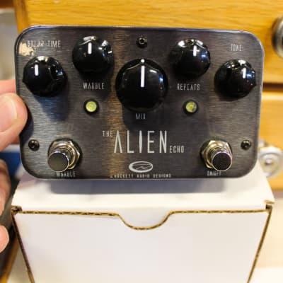 J. Rockett Alien Echo - Great Shape - W/Original Box