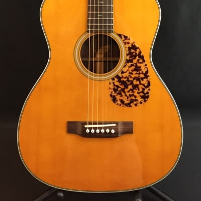 Blueridge BR-162 12-Fret Auditorium Acoustic Guitar Vintage Natural w/ Case