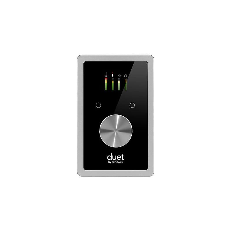 apogee duet 2 usb audio interface reverb. Black Bedroom Furniture Sets. Home Design Ideas