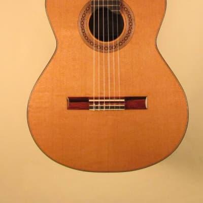 Mateo Crespi concert classical guitar 2012 / cedar-madagascar for sale