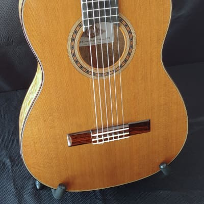 2018 Darren Hippner Mango and Cedar Friederich Classical Guitar for sale