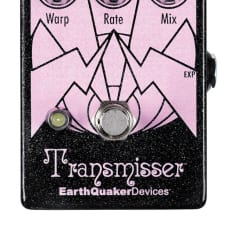 Earthquaker Devices Transmisser Reverb Effect Pedal
