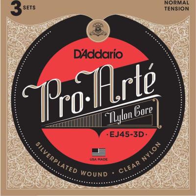 D'Addario EJ45-3D Strings 3pk
