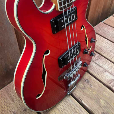 Epiphone 5120 e 1970s Cherry red burst