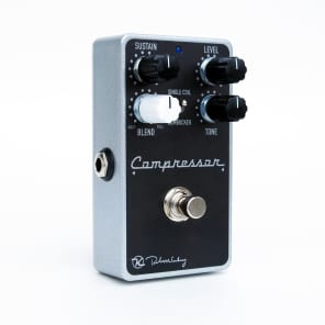 New Keeley Compressor Plus Guitar Effects Pedal! Free 2 Day Shipping!