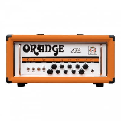 Orange Amps AD30 Guitar Amp Head Amplifier, 30 Watts, Class A (NAMM Showpiece)