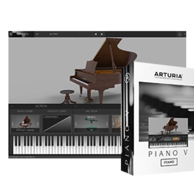 Arturia Piano V2 License