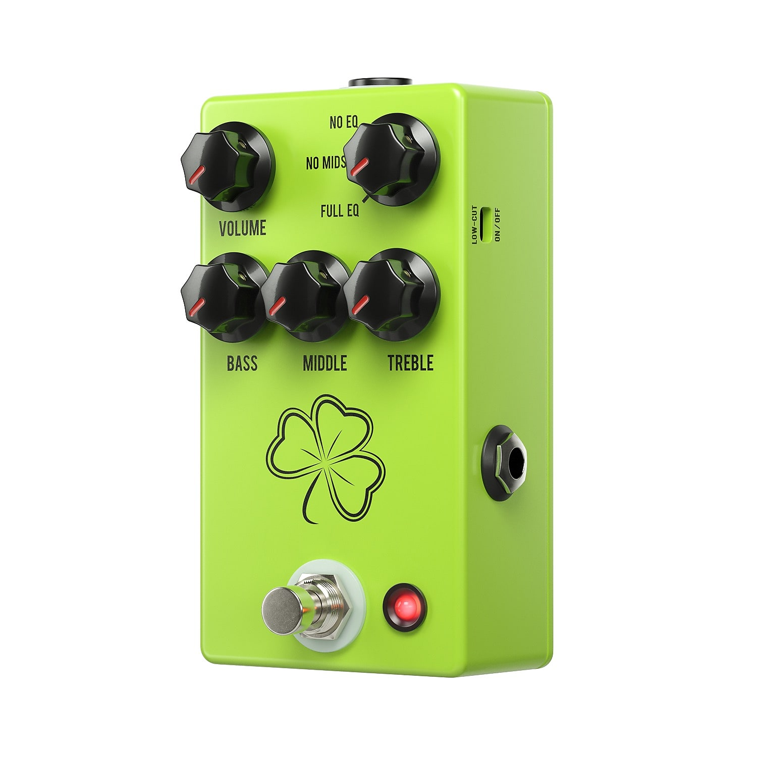 JHS Clover Preamp / EQ Effects Pedal