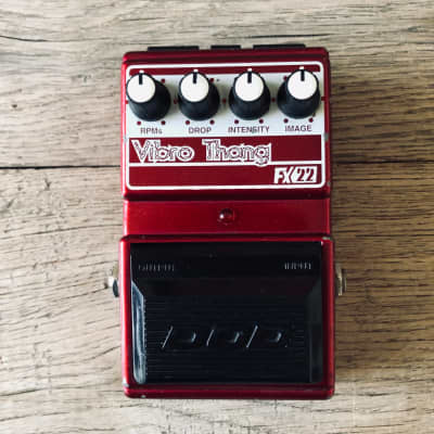 DOD FX22 Vibro Thang - Vintage Vibes Made in USA