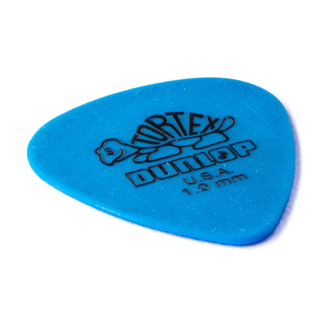 Dunlop 418P100 Tortex Standard Guitar Pick 1.0mm (12-Pack)