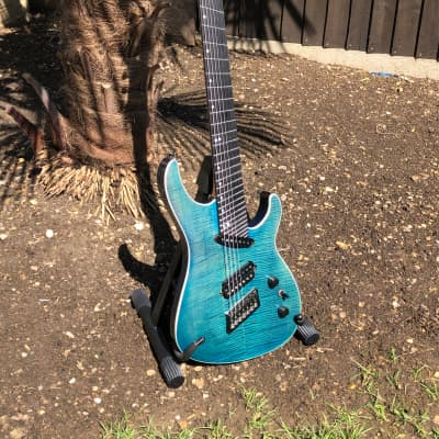 Ormsby SX GTR7 Tropical Blue WITH HARDCASE AND ORIGINAL CASE CANDY for sale