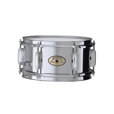 "Pearl FireCracker 10x5"" Steel Snare Drum"