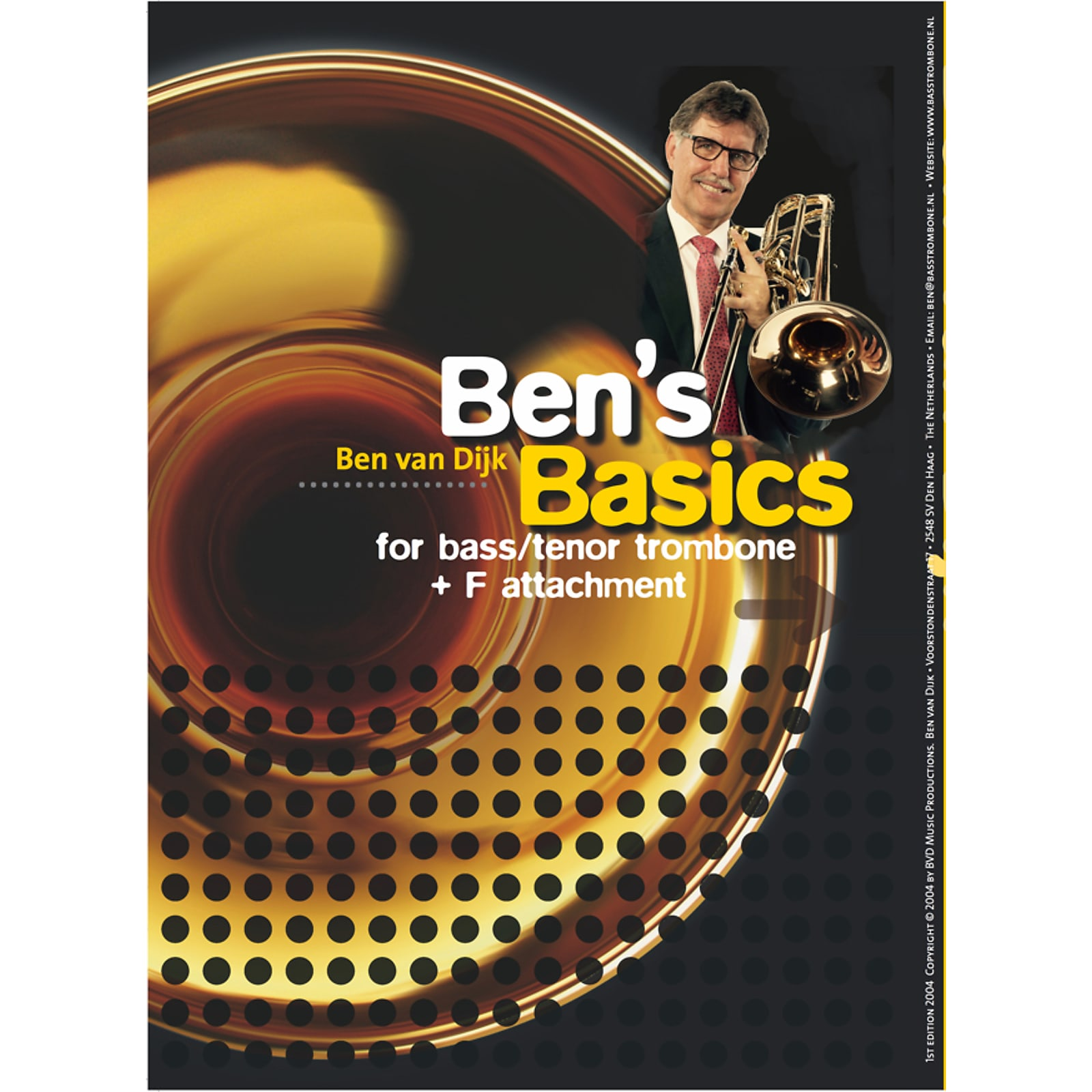 Ben van Dijk: Ben's Basics for Bass / Tenor Trombone