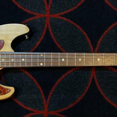 Kingston Bass 60's Natural/ Black for sale