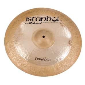 """Istanbul Mehmet 21"""" Onurhan Ride Cymbal"""