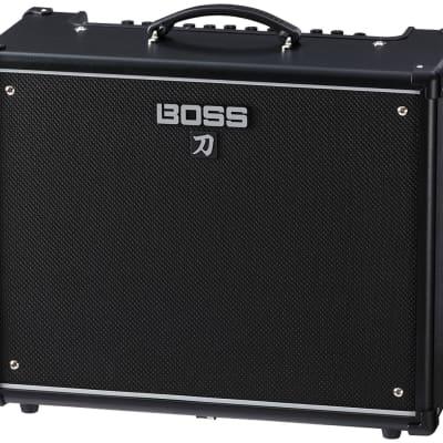 "Boss KTN-100 Katana 100-Watt 1x12"" Modeling Guitar Combo Amp"
