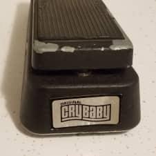 Dunlop Original Crybaby wah pedal GCB-95 1997